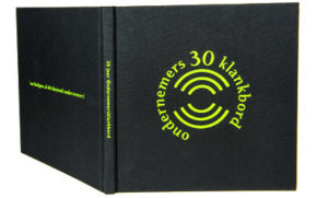 30 jaar Ondernemersklankbord (kaft)