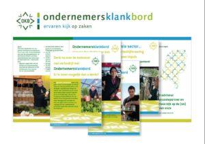 Folders Ondernemersklankbord